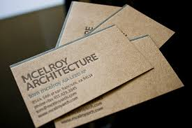 Business Cards San Francisco Letterpress Business Cards For An Architect Fresh Impression
