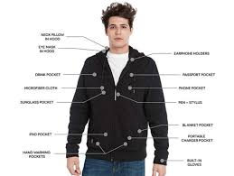 deal baubax travel sweatshirt the awesomer