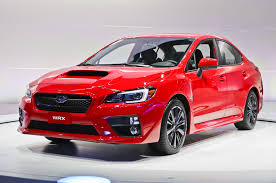subaru legacy red 2017 2015 subaru wrx first look motor trend