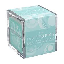 toastmasters table topics contest questions amazon com tabletopics teen questions to start great conversations