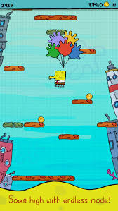 doodle jump ios doodle jump spongebob squarepants ios app