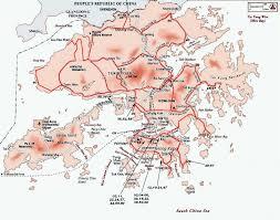 Hong Kong Flag Map Worldrecordtour Asia Far East Hong Kong Sar Picture Story