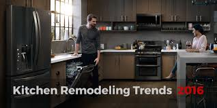 Kitchen Trends 2016 by Top Kitchen Remodeling Trends For 2016 Best 2016 Kitchen Trends