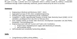 Resume Sample For Electronics Engineer by Electronics Engineering Resume Samples Electronics Engineering