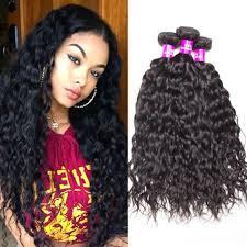 Photos Of Wet And Wavy Hair | peruvian wet and wavy hair weave 3 bundles tinashehair