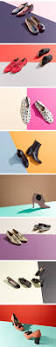 cool graphic design idea shoes in pairs still life photography