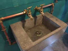 kitchen magnificent stainless farmhouse sink copper faucet sinks