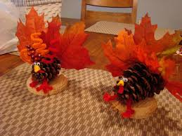 craft for thanksgiving need the wooden bases