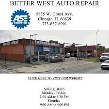 lexus body shop chicago auto ac repair 60639 better west auto repair best auto repair