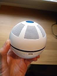 ice orb floating bluetooth speaker loud quality sound would