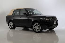 ford range rover range rover convertible