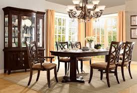 Formal Dining Room Table Sets Furniture Of America Ornette Formal Dining Room Set