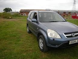 used honda cr v 2004 for sale motors co uk