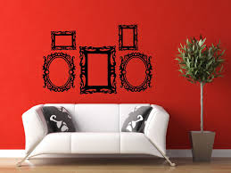 modern wall decals design nature wall decal silhouette wall