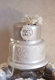 25th anniversary ideas 25 best 25th wedding anniversary cakes ideas on 25