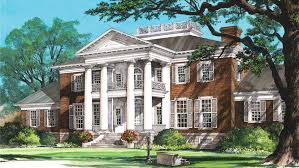 georgian style home plans extremely creative 10 southern plantation style house plans luxury