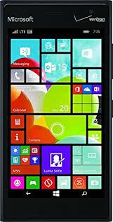 black friday amazon refurbished amazon com nokia lumia 735 black verizon gsm unlocked