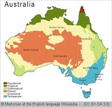 africa map climate zones australian climate weather facts and climate zones in australia