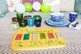 how to decorate for a housewarming party with pictures ehow
