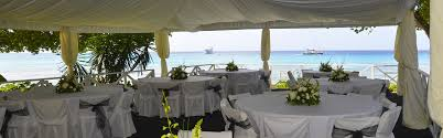 wedding supplies rentals event equipment wedding supplies from ellco rentals barbados