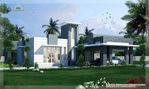 contemporary style ultra modern home design kerala 3d hub 3d