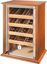humidors cigars time freestanding humidor cabinet turner by