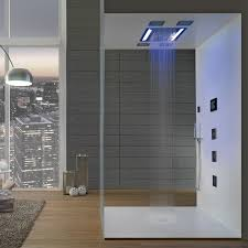 the benefits of chromotherapy in the modern bathroom graff aqua sense complete thermostatic shower system yliving chromotherapy guide
