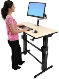 Stand Up Desk Conversion Kit by Ergotron Ergonomics And Wellness Ergonomic Products And Research