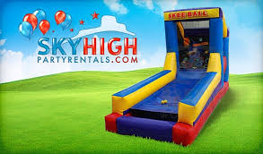 carnival rentals skee carnival delivered houston tx sky high party