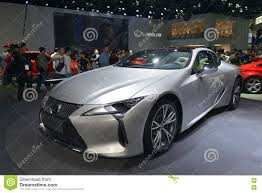 lexus supercar hybrid lexus lc 500h hybrid sportscar editorial stock photo image 80956293
