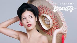100 years hairstyle images 100 years of beauty how vietnamese beauty changed over the last