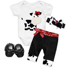 bandana bow black cow bandana bow onesie and upon a bowtique