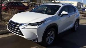 lexus nx 300h hybrid battery new white on saddle tan 2015 lexus nx 300h hybrid awd standard