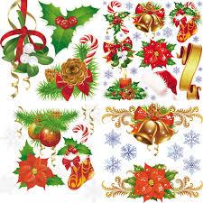 vector christmas decorations vector graphics blog