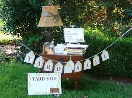How To Throw A Backyard Party Top Tips For Throwing A Successful Yard Sale Hgtv