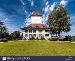 Small Castle by Nobility Avenue Emmental Canton Bern Bern Country Gentry