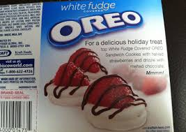 Where Can I Buy White Chocolate Covered Oreos Limited Edition White Fudge Covered Oreos U0026 Awkward Mondays Going