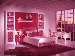 glamorous painting bedroom design with landscapes walls also gold