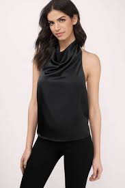 in satin blouses trendy black blouse black blouse satin blouse black top