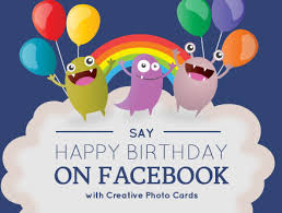birthday cards for facebook with music u2013 gangcraft net