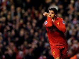 luis suarez reveals meaning of trademark goal celebration