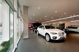 autogermánica ag u2013 bmw showroom in santo domingo