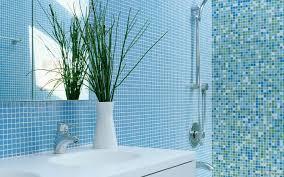 Wallpapered Bathrooms Ideas Bathroom Tiles Wallpaper