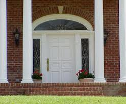 Colonial Exterior Doors Pin By M On For The House Pinterest Front Entry Wood