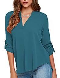 green chiffon blouse amazon com greens blouses button shirts tops tees