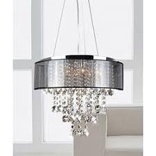 Odeon Crystal Chandelier 9 Lights Ceiling Lights For Less Overstock Com