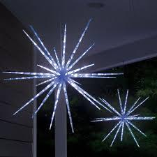 shooting star christmas lights peaceful inspiration ideas star outdoor christmas lights starburst