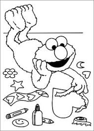 sesame street coloring pages 67 coloring pages kids