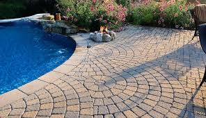 Patio Deck Cost by Paver Pool Deck U2013 Bullyfreeworld Com