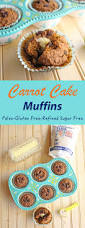 carrot cake muffins the paleo paparazzi